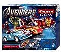 Carrera Marvel - The Avengers Hero Team Chase Race Set from Carrera