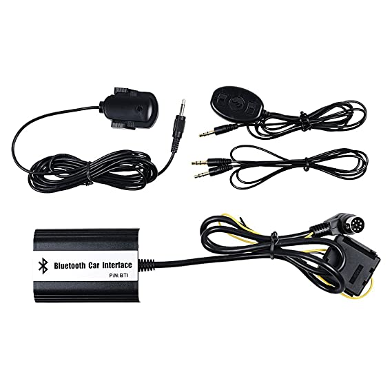 Amazon.com: Car Bluetooth CD MP3 AUX Interface Adapter Kits For ...