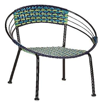 Single Rattan Stuhl Stuhl Startseite Bambus Stuhl Outdoor Balkon