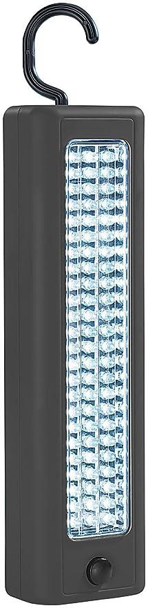 1 opinioni per Lunartec- Lampada da lavoro ad alta potenza, senza cavi, con 72 LED