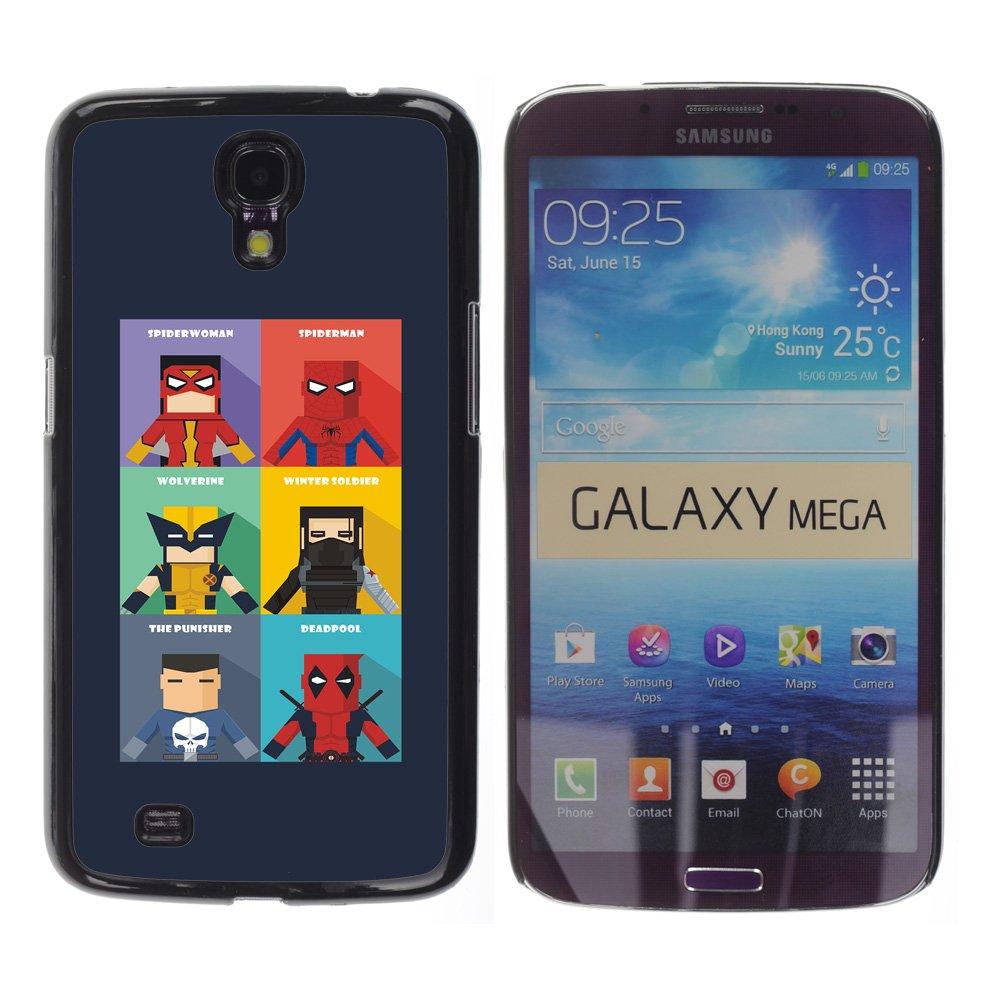 Soulcase Samsung Galaxy Mega 63 I9200 Sgh I527 Cute Pop
