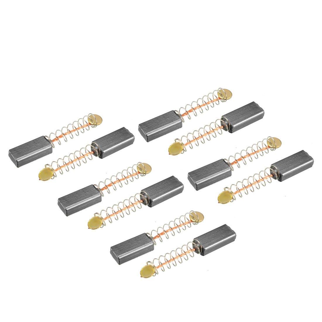 Les balais moteurs pour /électros 20mmx6mmx5mm r/éparation /échange partie Set 2