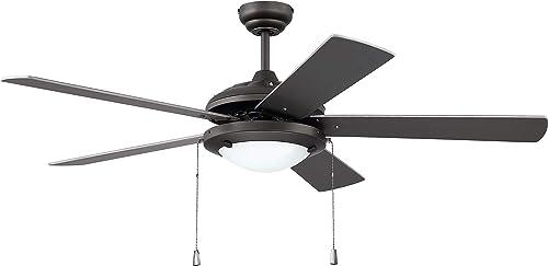Craftmade NIK52ESP5 Nikia 52″ Outdoor Ceiling Fan