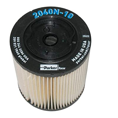 2040N-10 Racor Fuel Filter, 10 Microns: Automotive