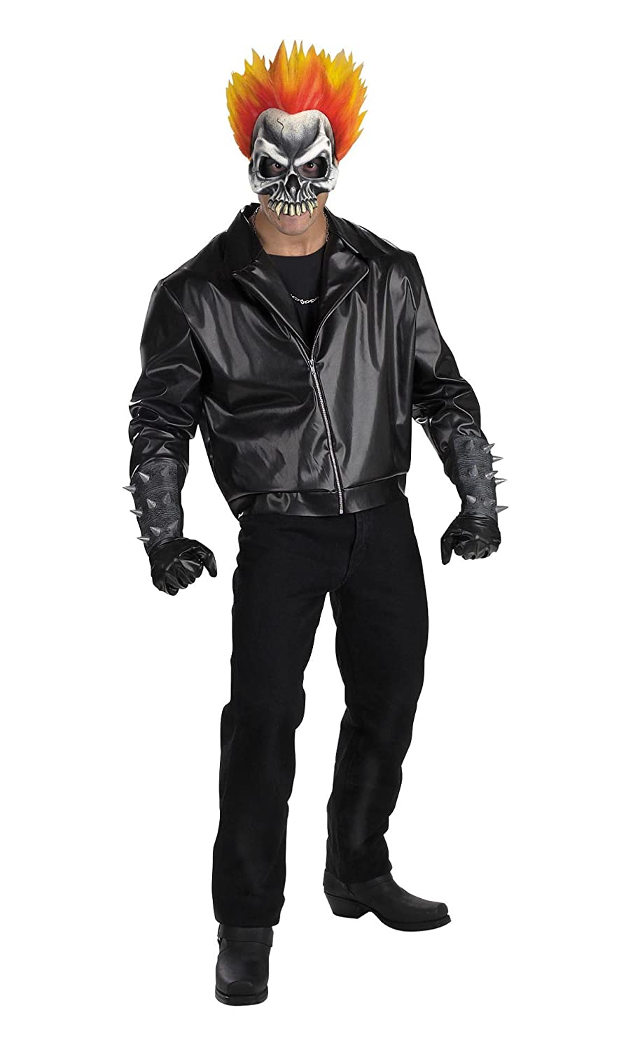 Adult and Teen Ghost Rider Costume