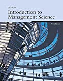 Introduction to Management Science, Lee, Sang M. and Olson, David L., 0324415990