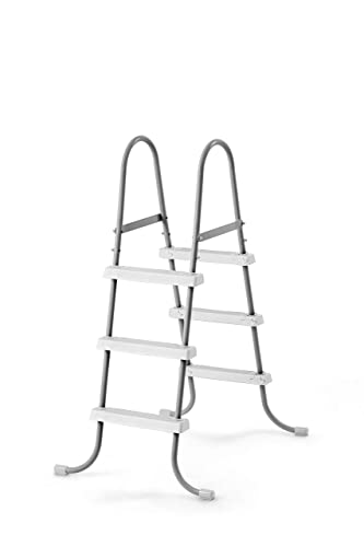 Intex-Above-Ground-Steel-Frame-Swimming-Pool-Ladder-for-42-in