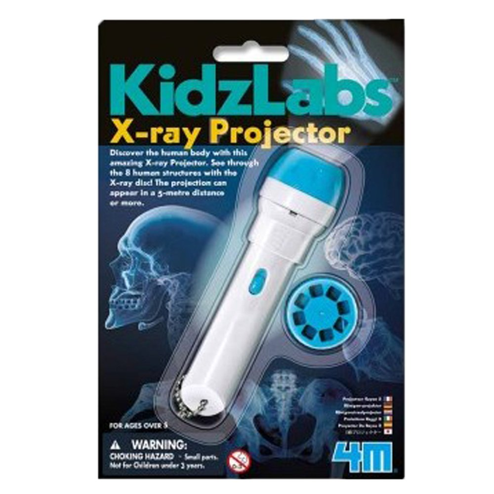 4M- Kidzlabs Proyector Radiografías, Multicolor (403315): Amazon ...
