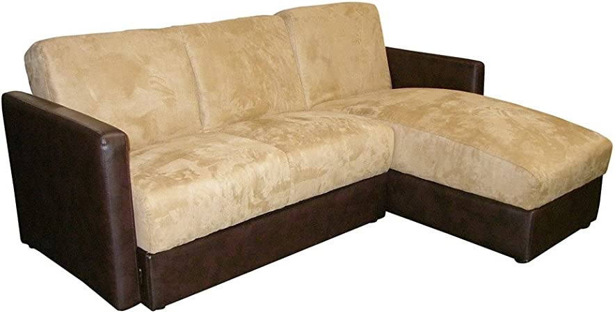 Amazon.com ORE International Sofa Bed and Chaise Lounge ...
