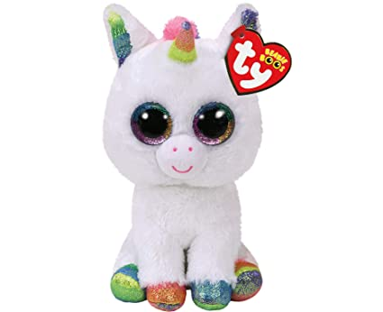Image Unavailable. Image not available for. Color  TY Beanie Boos 6 quot   Pixy the Unicorn  1c8cc9489dfe