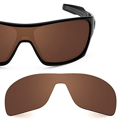 1460880a113 Revant Polarized Replacement Lens for Oakley Turbine Rotor Elite Dark Brown