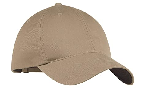 f203c79e2b1 Image Unavailable. Image not available for. Color  Nike Golf - Unstructured  Twill Cap ...