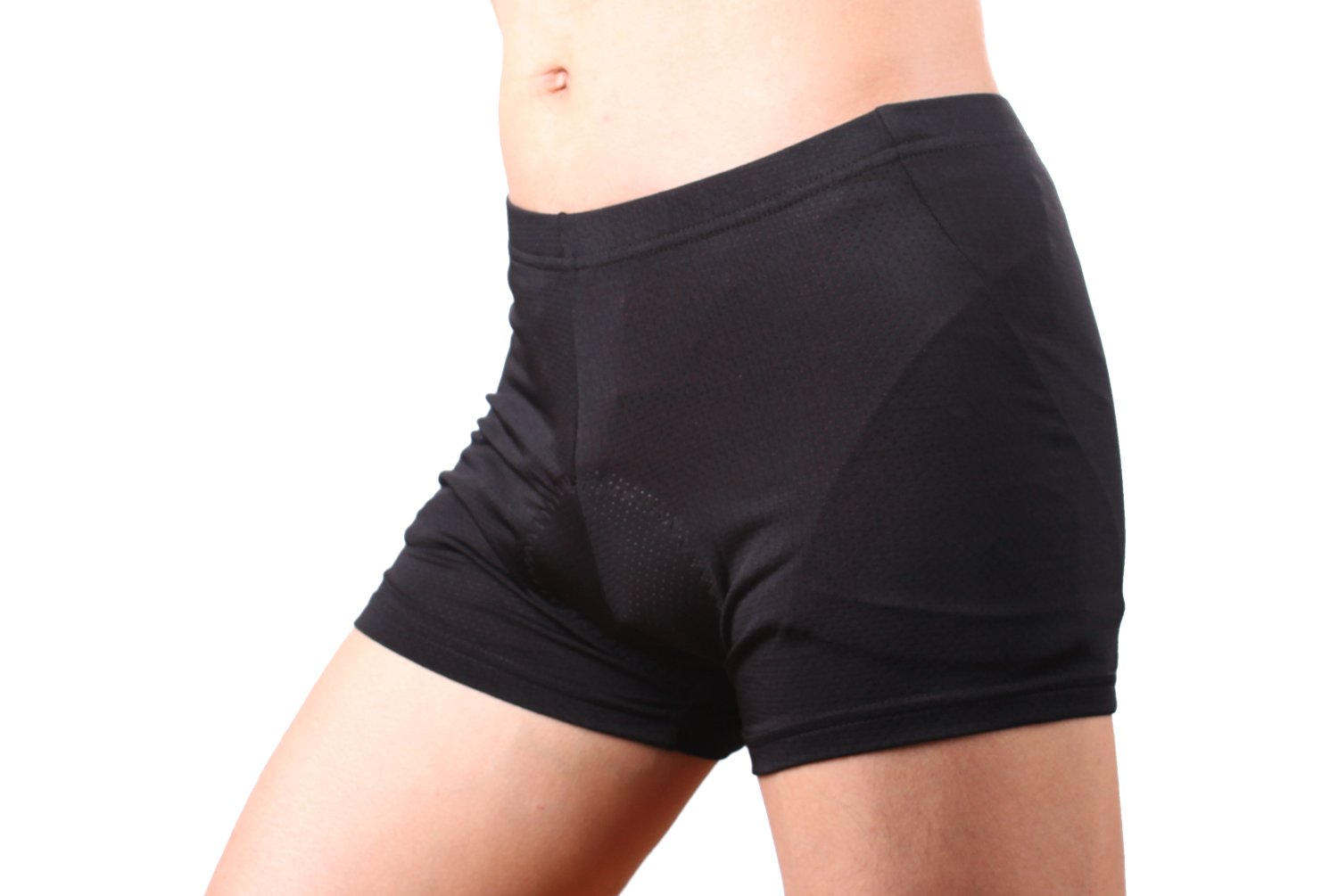 53d437d1f Amazon.com  4ucycling 3D Padded Bike Underwear Shorts - Breathable ...