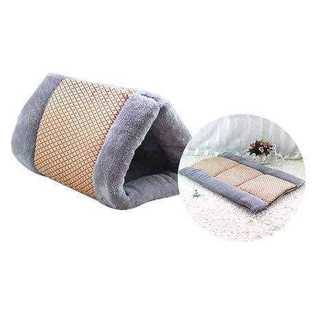 Estera de cama para mascotas utilizable en dos lados,BAFFECT estera de lujo 2 en 1 ...