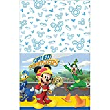 Disney©''Mickey Roadster'' Plastic Table Cover, Party Favor, 6 Ct.