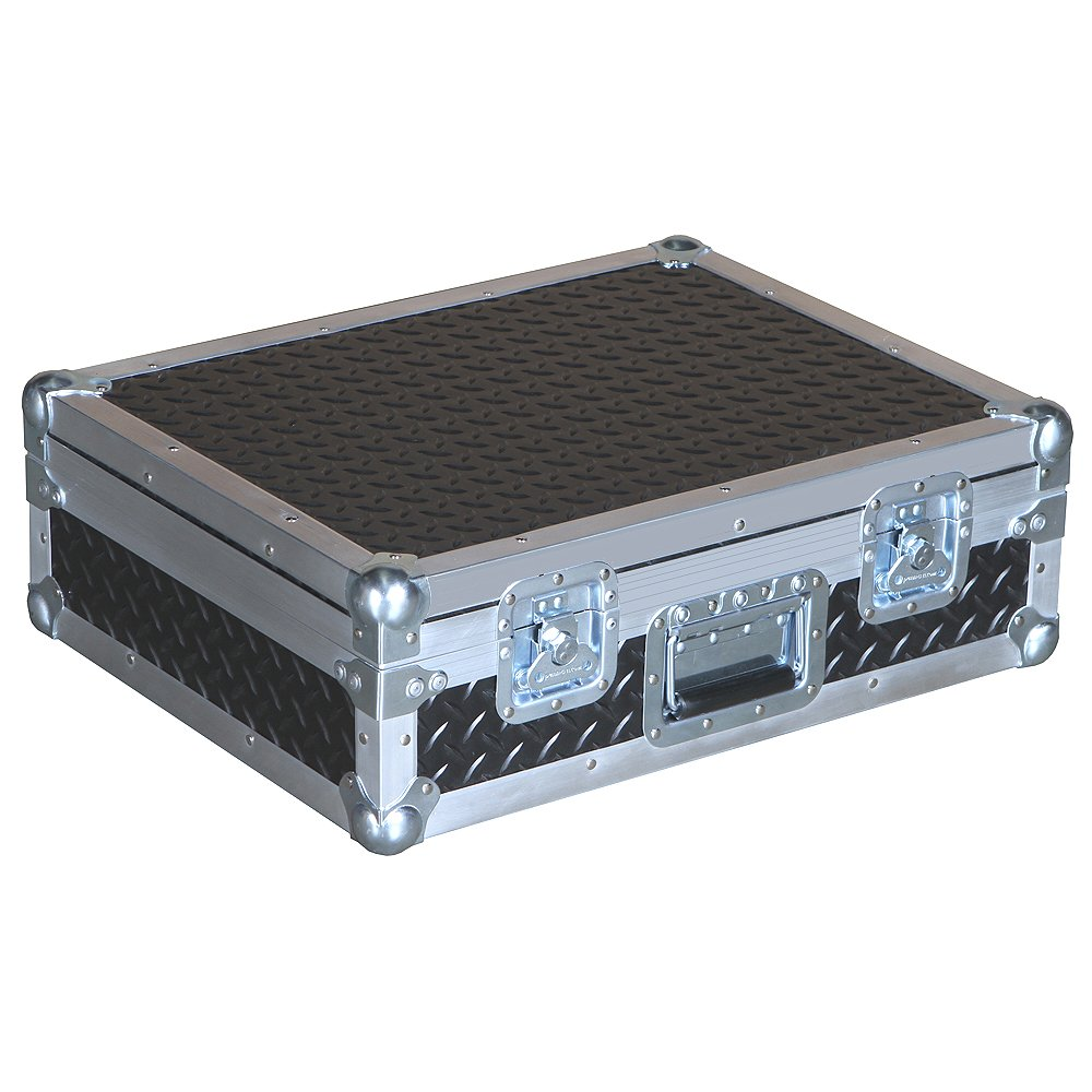 Mixers & Small Units 3/8 Ply Professional ATA Case with Diamond Plate Laminate Fits Allen & Heath Zed-12fx Zed12fx USB
