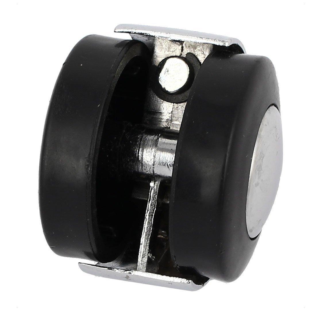 eDealMax 1, 5 pulgadas de diámetro 8 mm Rueda Hilo de aleación de zinc Rotary giratoria de Freno: Amazon.com: Industrial & Scientific