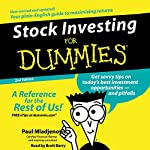 Stock Investing for Dummies, 2nd Edition | Paul Mladjenovic