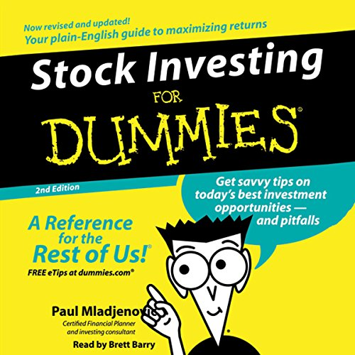 Stock Investing for Dummies, 2nd Edition