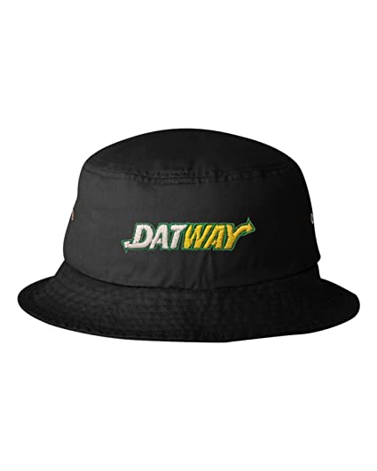 5b53c5d06 Amazon.com: Go All Out One Size Black Adult Datway Embroidered ...