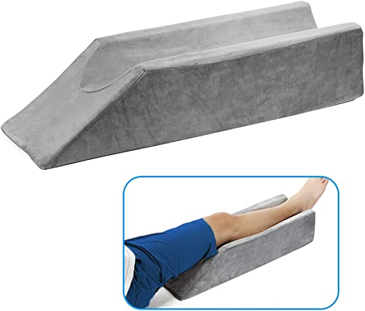 Foam Elevator Cushion Support Elevation Pillow for Legs Knee Hands Ankle Swelling Pain Injury Relief