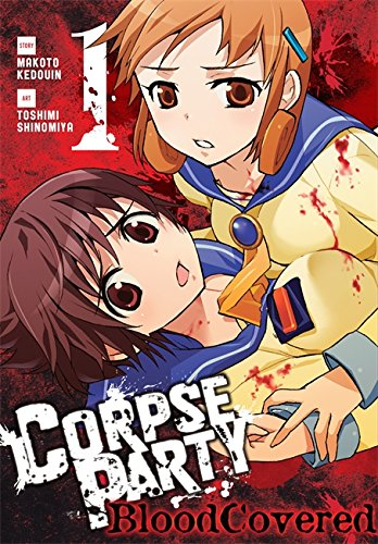 Corpse Party: Blood Covered, Vol. 1 PDF