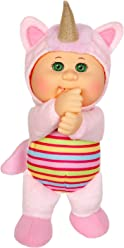 Cabbage Patch Kids 9 Inch Collectible Fantasy Friends Softbody Cuties Doll, Opal Unicorn