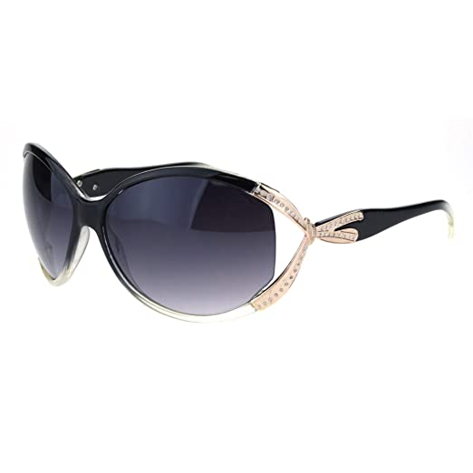 Amazon.com: Gafas de sol con bisagras de mariposa y cinta de ...