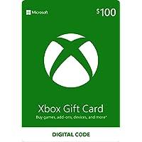 $100 Xbox Gift Card - [Digital Code]