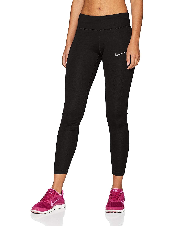 Amazon.com  NIKE Women s Essential Dri-FIT Tights  Sports   Outdoors 64b9a4d27