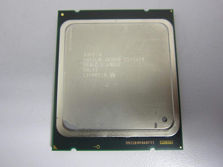 Intel Xeon E5-1620 3.60GHz Quad-Core SR0LC CPU Processor