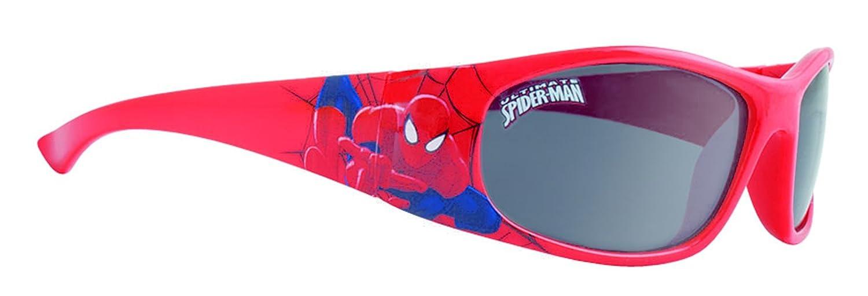 Spiderman bambini di occhiali da sole rossi SP17