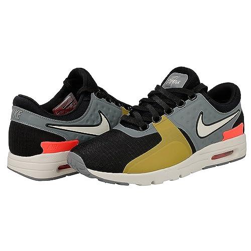 Nike Air Max Zero SI 881173001 Farbe: Schwarz Grau Beige