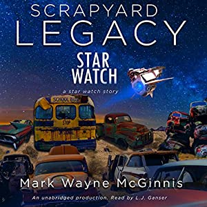 Scrapyard Legacy Audiobook