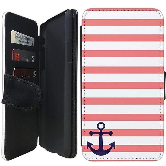 coral iphone xr flip case