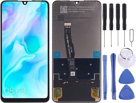 YANCAI Repuestos para Smartphone Pantalla LCD y ensamblaje Completo del digitalizador for Huawei P30 Lite (Negro) Flex Cable (Color : Black): Amazon.es: Electrónica