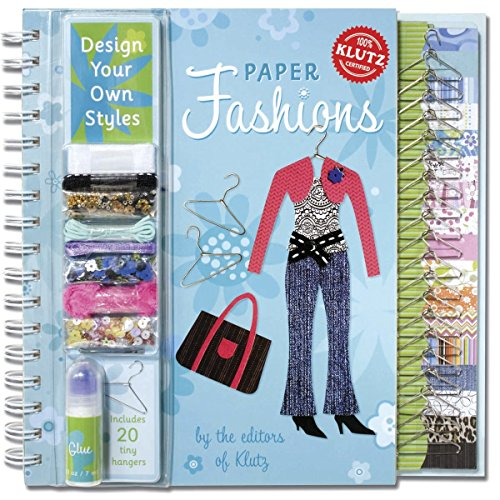 - Paper Fashions Book Kit