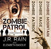 The Walking Plague Trilogy | J.R. Rain, Elizabeth Basque