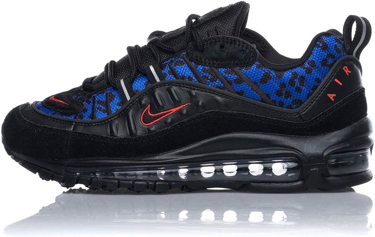Nike Baskets W Air Max 98 Premium Black Leopard BV1978 001