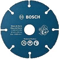 Disco de Corte Bosch Madeira para Serra-Mármore 110mm
