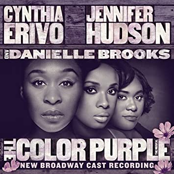the color purple new broadway cast recording