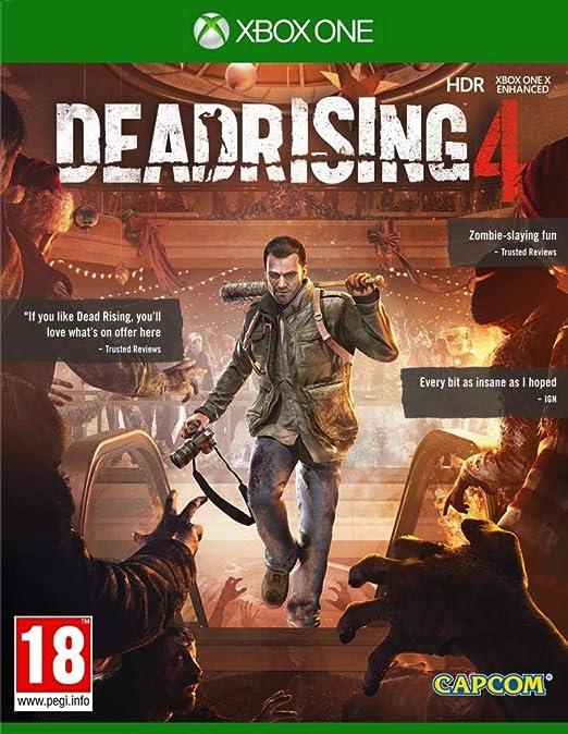 Dead Rising 4 [Importación Francesa]: Amazon.es: Videojuegos