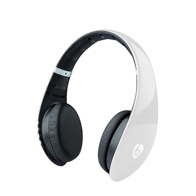 Bluetooth Over-Ear auriculares para niña, auriculares ...
