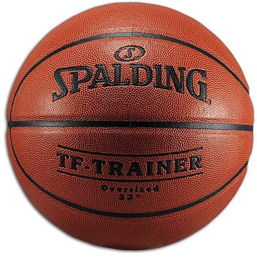 Spalding TF-Trainer Oversized Trainer Ball - (33.0
