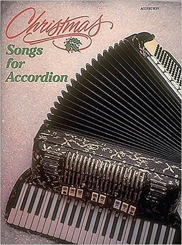 Christmas Songs for Accordion: Hal Leonard Corp : 0073999594775