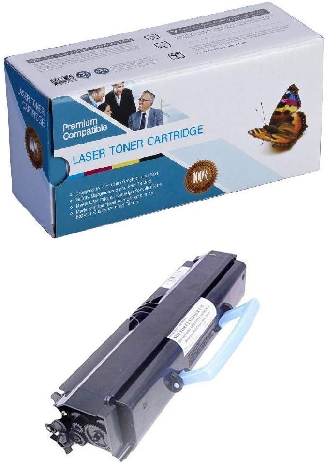 ECOMAX Black Toner Cartridge For Dell 1700, 1700n, 1710