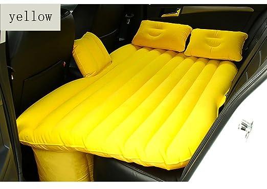 Colchón hinchable para coche, self-drive viaje inflable cama de ...