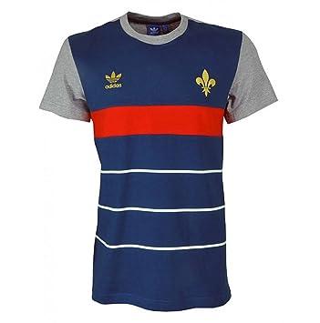 Adidas Originals Camiseta de fútbol de Alemania Argentina Inglaterra Francia España S Francia/FFF: Amazon.es: Deportes y aire libre