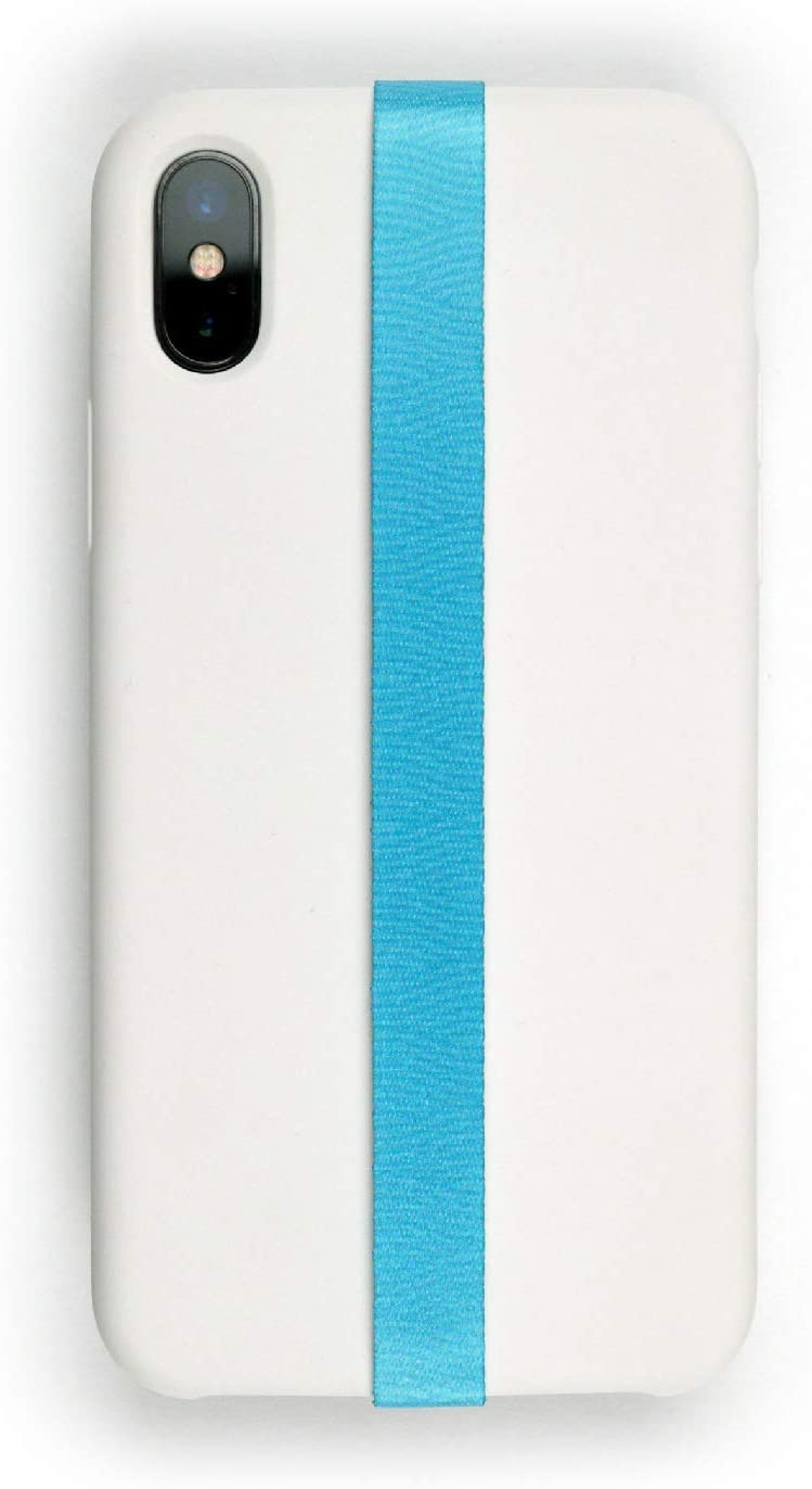 Phone Loops Phone Grip Finger Strap Accessory for Mobile Cell Phone (Maldive/Blue Turquoise)