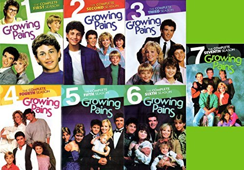 22 Complete Set (Growing Pains: The Complete Series (Seasons 1-7, 22-DVD Set))